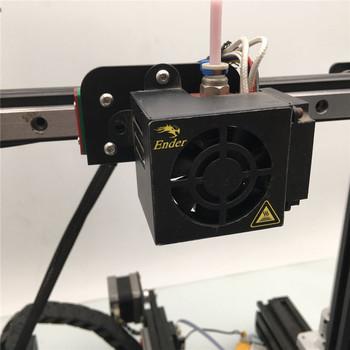 Funssor Creality Ender-3 Pro CR-10 drukarki 3D MGN12H X osi liniowej szyny uaktualnić zestaw tanie i dobre opinie CN (pochodzenie) Zestaw mechaniczny Części wyposażenia 17mm Aluminum black