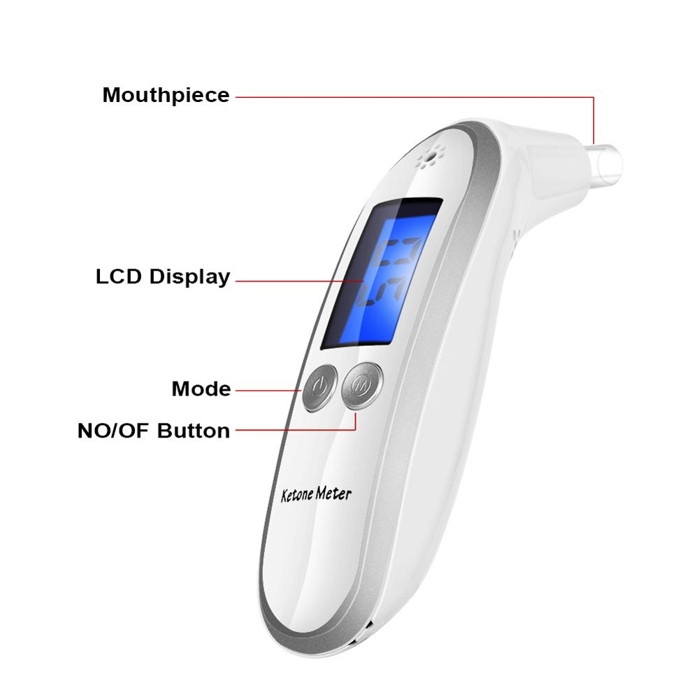 EEK-Brand The Most Accurate and Affordable Ketone Breath Monitor for keto Diet on The Market