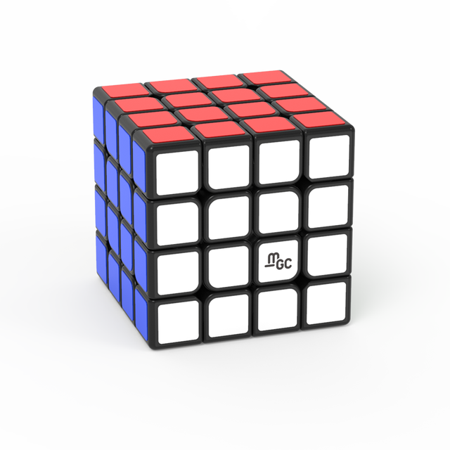 Newes YJ MGC 4x4 Magnetic Cubing Speed YJ MGC 4 M 4M mgc4 M 4x4x4 Puzzle Yongjun Magico Cubo Educational Toys for Children 3