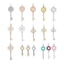 1: 1 оригинальная модель s925 кулон для женщин модное ожерелье