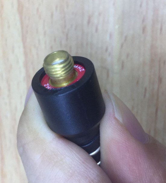Dual segment ultrashort antenna SMA F 144 430MHZ for baofeng UV82 BF888S antenna in Walkie Talkie from Cellphones Telecommunications