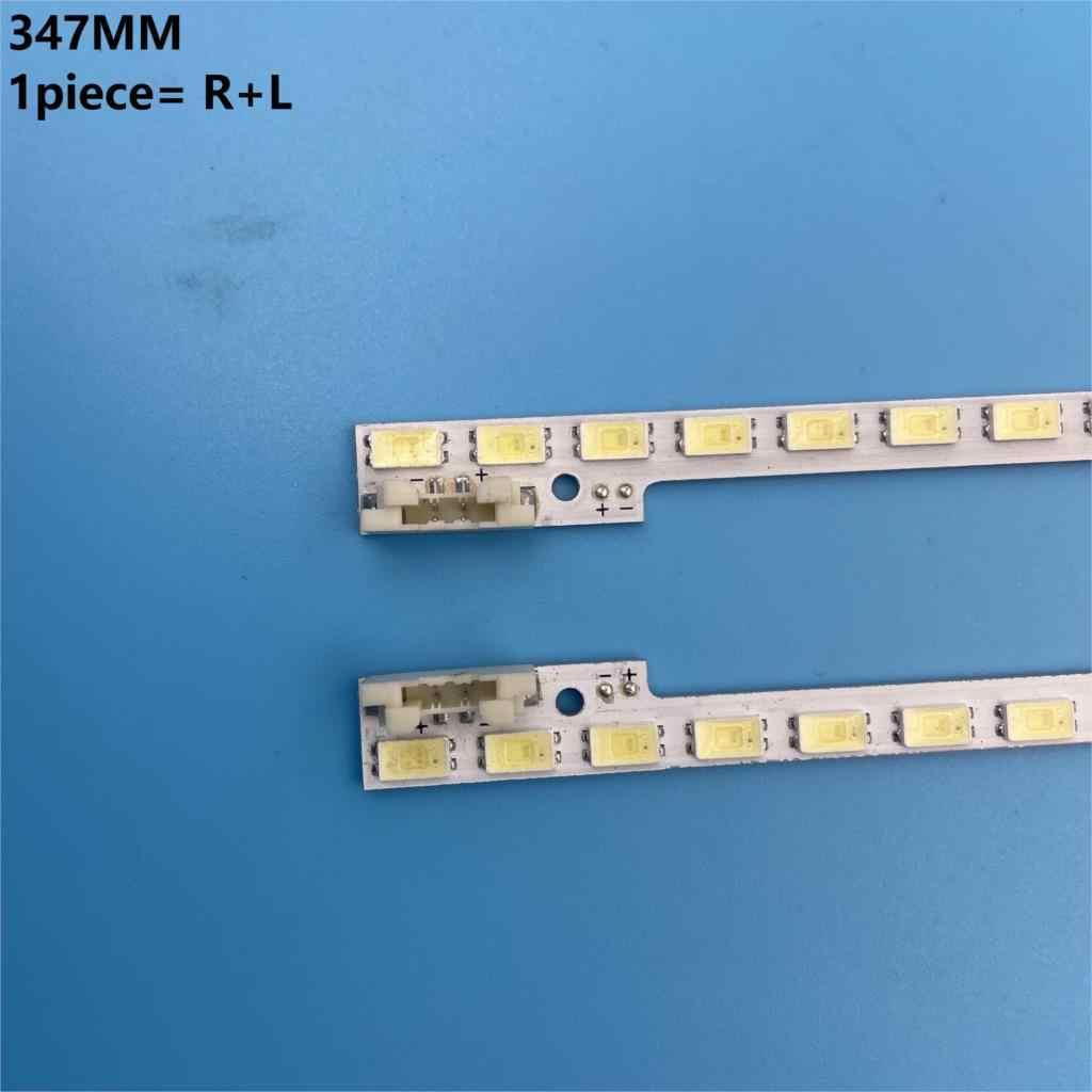 Led Backlight Lamp Strip 44 Leds Voor Samsung 32 Tv 2011SVS32 _ 456K _ H1 _ 1CH _ Pv _ LEFT44 RIGHT44 BN64-01634A UA32D5000 UE32D5500