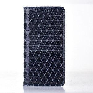 Image 5 - מגנט טבעי אמיתי עור עור Flip ארנק ספר טלפון מקרה כיסוי על לxiaomi Redmi הערה 4 4X X Note4 note4X פרו 32/64 GB