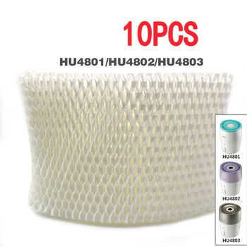 10pcs replacement HU4102 humidifier filters,Filter bacteria and scale for Philips HU4801 HU4802 HU4803 Humidifier Parts humidifier parts humidifier wick filter replacement filter b fit for holmes hwf64 humidifier replacement filter