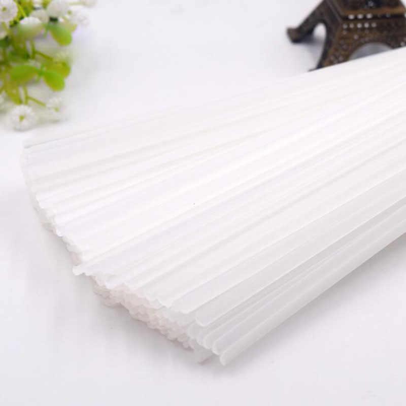 100 Buah/Banyak Polyester/Plastik Boning-Crafts & Korset Plastik Boning 250X5 Mm Jahit untuk Membuat Pernikahan dress/Corset/Hiruk-pikuk