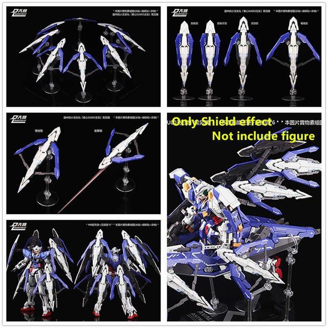 DL modell Multi Form Schwimmende shields für Bandai HS Daban 1/100 MG MB Eixa/Avalanche Exia Gundam DD060