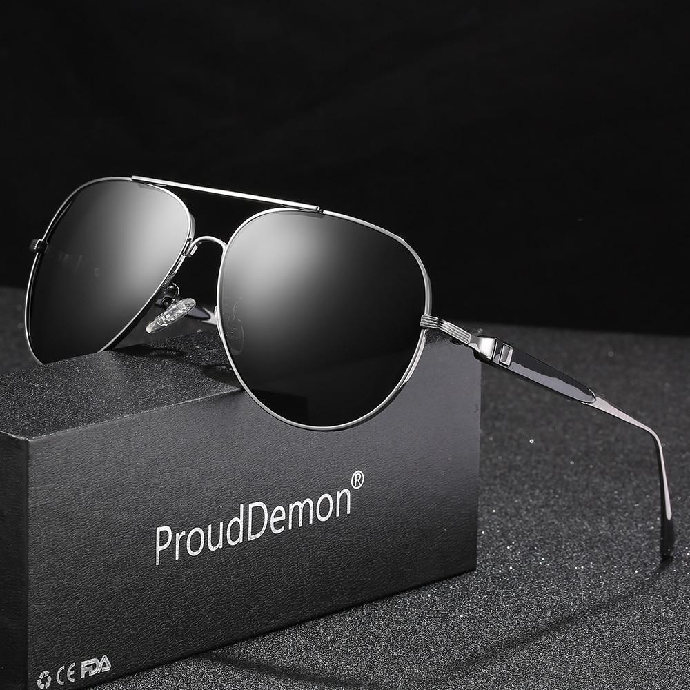 Custom Name Letter Logo Polarized Sunglasses Men 2020 Aluminum Sun Glasses Women Mirror Driving Eyewear Personalized Glasses