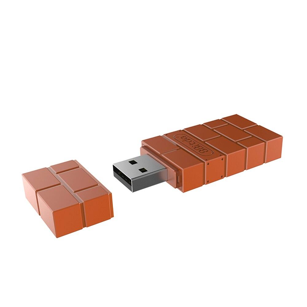 Adaptateur BT sans fil pour Windows, Nintendo Switch et Raspberry Pi, pour PS3, PS4, Wii, Mote, Wii, U Pro, récepteur USB