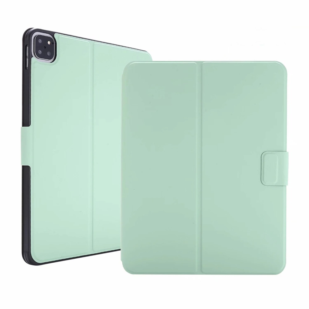 Cover Case 11 Pro iPad 2018 Case Thin Leather for Pencil iPadpro TPU A2301 Tablet Slot Shell 2020 PU Stand pro11 Flip 2021 A2228