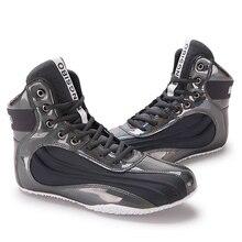 Boxing-Sneakers Flighting Men Anti-Slip 36-45 Male-Size Quality