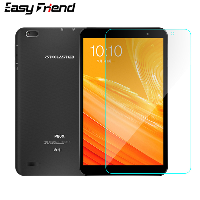 For Teclast P80 Pro P80X M8 M89 A10S P10S P10 HD Tablet Protective Film Guard Tempered Glass Screen Protector
