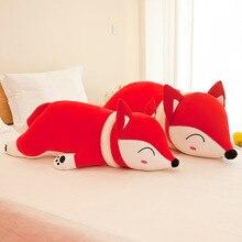 DannyKarl Children Boys 35/50cm Kawaii Dolls Stuffed Animals Plush Toys Pillow Fox Soft Toy Doll for Girls
