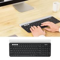Logitech K780 tastiera Wireless multi-dispositivo Bluetooth USB Dual Mode Full Size Mute Keyboard per PC Laptop Phone Tablet