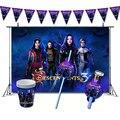 Украшения для дня рождения потоков 3, тематические сувениры, баннеры для детей