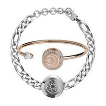 New smart fashion couple jewelry bracelet set person Brind smaid Anniversary  wedding,friendship gift