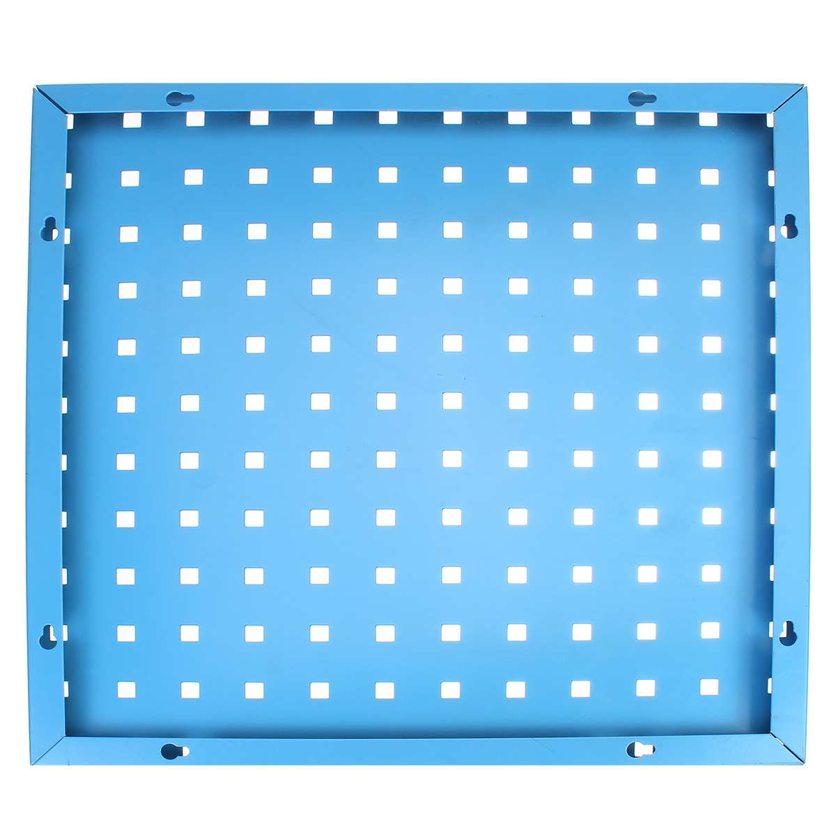 Tools : Multifunction Wall-Mounted Steel Tool Hanging Board Organizer  Pegboard Panels Parts Storage for Small and Heavy Duty Tool Board