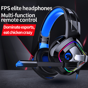 Image 4 - JOINRUN PS4 Gaming Headphones Stereo RGB Marquee Earphones Headset with Microphone for New Xbox One/Laptop/PC Tablet Gamer