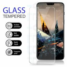 2 Pcs 9H Tempered Glass Screen Protector For Oneplus 6 7 for 1+6 5T 6T 3T One Plus 5 Explosion Proof Protective Film