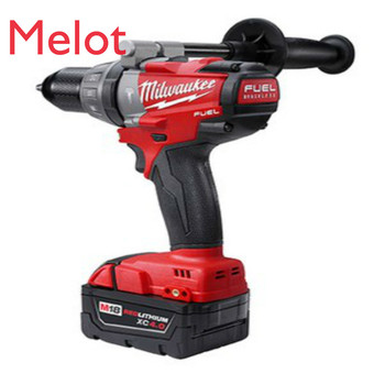 Original, Original, Second-hand, Genuine Mivich Milwaukee 18V Brushless Multi-Function Impact Drill Hammer & Drill New Color genuine new original toward relay lrl 101 100pcv