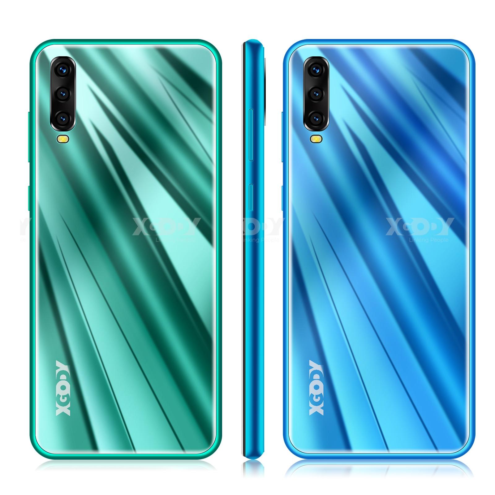 Смартфон XGODY 3G, 3000 мАч, 6,53 дюйма, 19:9, Android 9,0, две Sim-карты, камера 5 Мп, 2 Гб ОЗУ 16 Гб ПЗУ, GPS, Wi-Fi, мобильный телефон, сотовый телефон A90