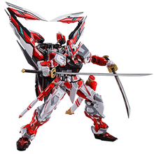 Anime Daban 8812 MB style MG 1:100 great sword Astray Red Frame Gundam mode assembled Robot action figure gift toys for children astray