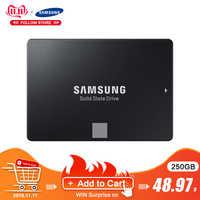 SAMSUNG SSD 860 EVO 250GB 500GB Internal Solid State HHD Hard Drive ssd SATA 3 SSD Disk 1TB hd ssd hdd 2.5