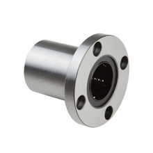 1 pc LMF50UU flange mount linear bearing flanged linear ball bearings nickel mounted linear ball bearings free shipping 10 pcs smf106zz flanged bearings 6x10x3 mm stainless steel flange ball bearings ddlf 1060zz
