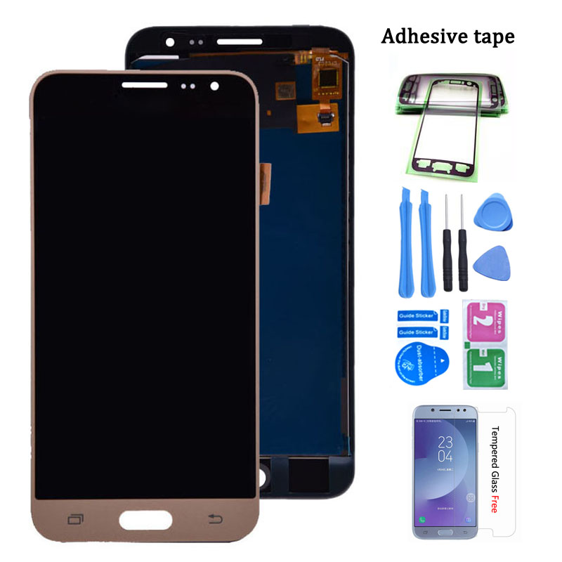 J320 Lcd For Samsung Galaxy J3 2016 J320 J320A J320F J320M LCD Display Touch Screen Digitizer Assembly Adjust The Brightness