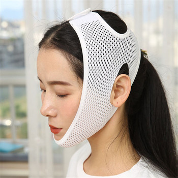 Face Lift Mask Facial Care Double Chin Cheek Beauty Slimming Belt V-Line Face Lifting Mask Bandage Face shaper Face Bandage beauty face lift up belt sleeping face lift mask silicone massage slimming face shaper relaxation facial slimming health
