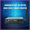 Banana Pi BPI R2 MT 7623 с открытым исходным кодом роутер с дополнительным внешним чехол + 5V 2A DC Мощность для Banana Pi BPI R2