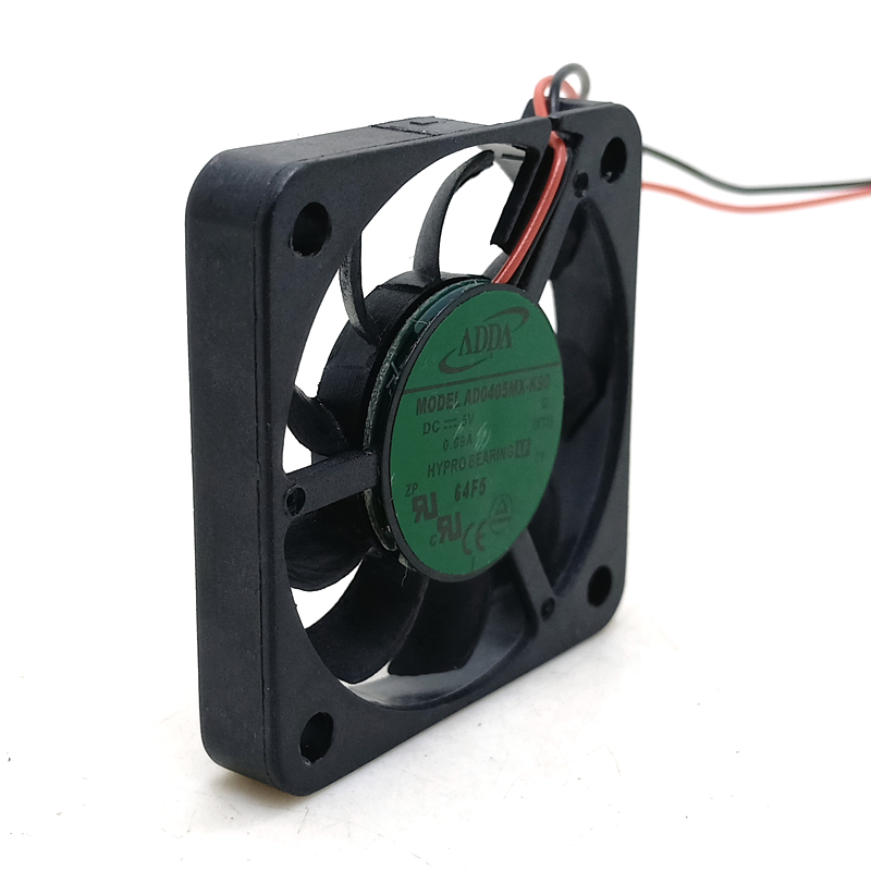 slim 7mm <font><b>40mm</b></font> cooling <font><b>fan</b></font> New original For Adda 4cm 4007 <font><b>5V</b></font> ultra thin micro <font><b>fan</b></font> ad0405mx-k90 notebook <font><b>USB</b></font> mute <font><b>fan</b></font> image