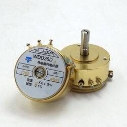 WDD35D4 WDD35D-4 0.5% Condutive de potenciómetro 1K 2K 5K 10K