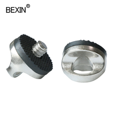 """100PCS 1/4"""" Camera Connecting Screw Captive 1/4 Folding D Ring Adapter mount Screw for Camera Tripod Monopod Quick Release Plate"""