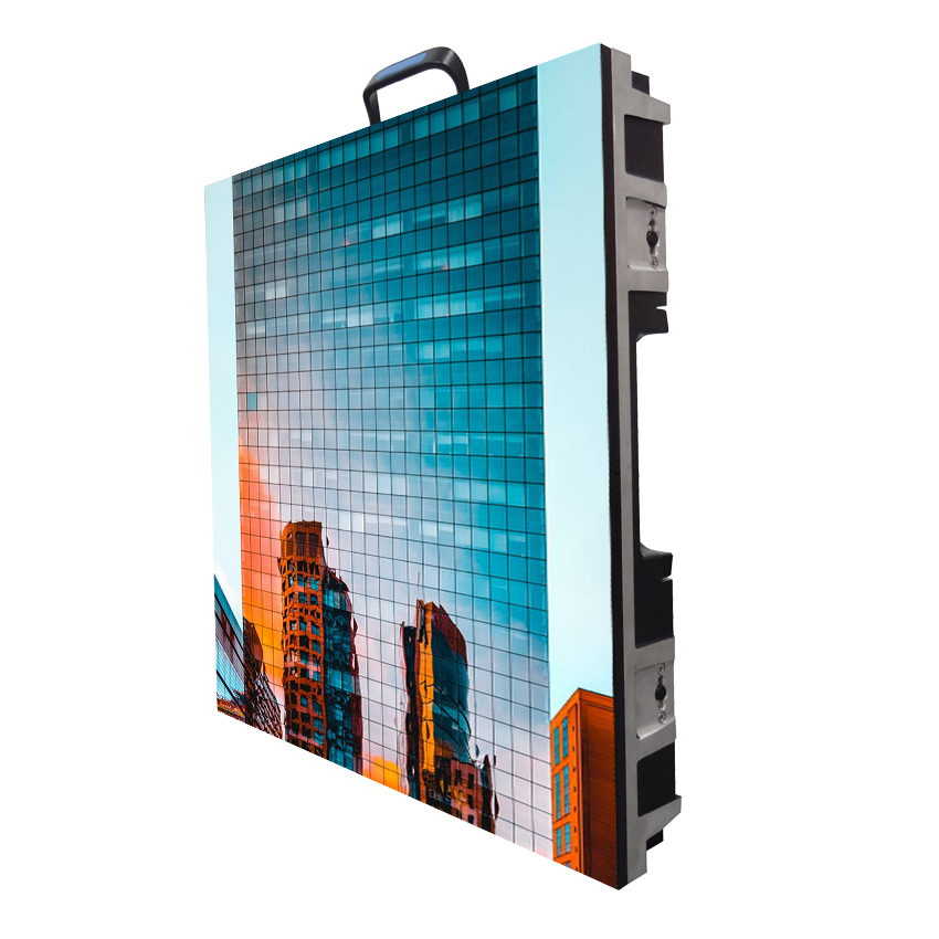 Outdoor Led Wall P3.91 500x500mm Led Panel Display Screen