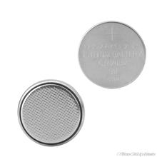 1Pc CR2032 CR 2032 Taste Cell-münze Batterie Für Rechner Skala Fernbedienung Uhr 3V F19 21 Dropshipping cheap OOTDTY CN (Herkunft) NONE 910557416