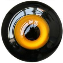 [Wamami] 6 мм, 8 мм, 10 мм, 12 мм, 14 мм, 16 мм, 18 мм, 20 мм, 22 мм, 24 мм, желтый стеклянный глаз, BJD, кукла, кукла, Реборн, ремесла