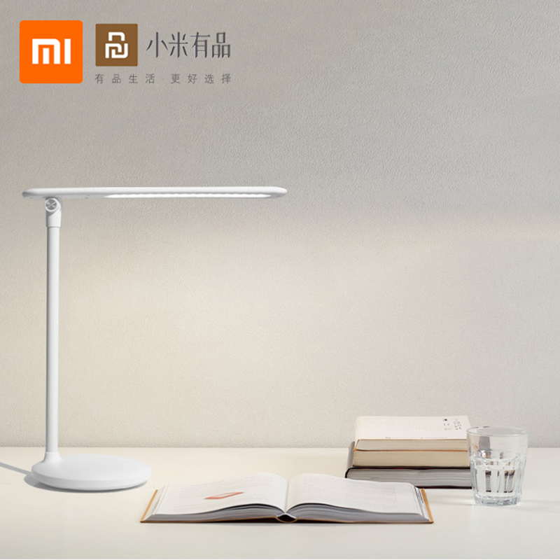 >Xiaomi youpin Eye Protection LED <font><b>Desk</b></font> Lamp Portable Rechargeable Table Lamp Touch Room Decoration Reading Lamp Adjustment
