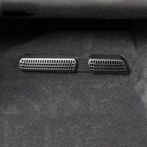 Image 3 - QCBXYYXH ABS Mouldings ภายในสำหรับ Audi Q3 F3 2019 ปัจจุบันภายใต้ที่นั่ง Outlet กรอบ Sequins ตกแต่งภายในเลื่อม