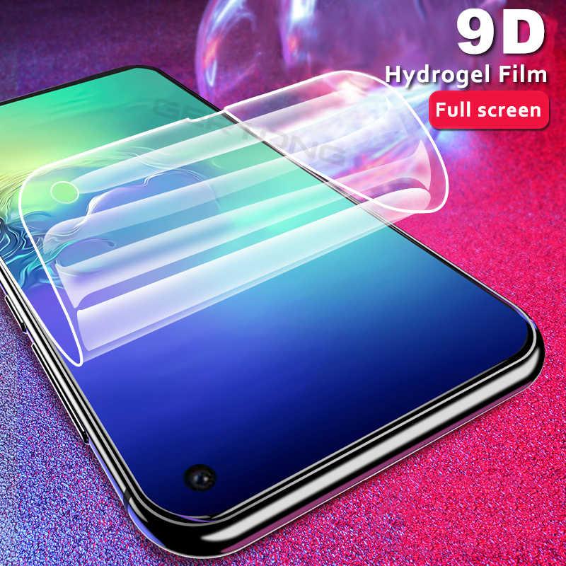 9D Hydrogel Film Für Samsung Galaxy S20 Ultra S10 Lite 5G S9 S8 Plus S10e Hinweis 10 Lite Pro hinweis 9 8 Z Flip s20 Bildschirm Abdeckung Film