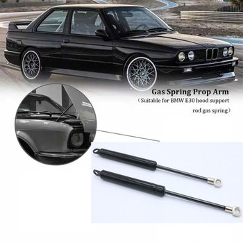 2pcs Hood Lift Support Gas Strut Spring Shock Springs Prop Rear Tailgate Rod Gas Spring for BMW E30 OE:51231906286 11811906286 image