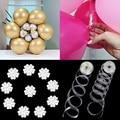 Аксессуары для воздушных шаров, цепочка для шаров, заколки для цветов, Рождество, сделай сам, заколки для воздушных шаров, вечерние украшени...