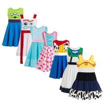 Toy Story and Beyond Jessie Costume Toy Story3 Детский костюм buzz Cowgirl Джесси из истории игрушек Туника Платье на бретелях платья для малышей
