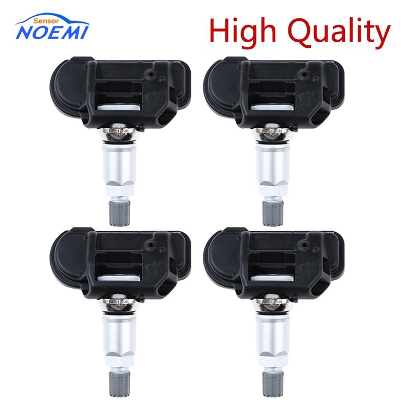 YAOPEI 4pcs Tire Pressure Sensor TPMS Sensor For Mercedes 0009050030 A0009050030 670002790 433MHZ