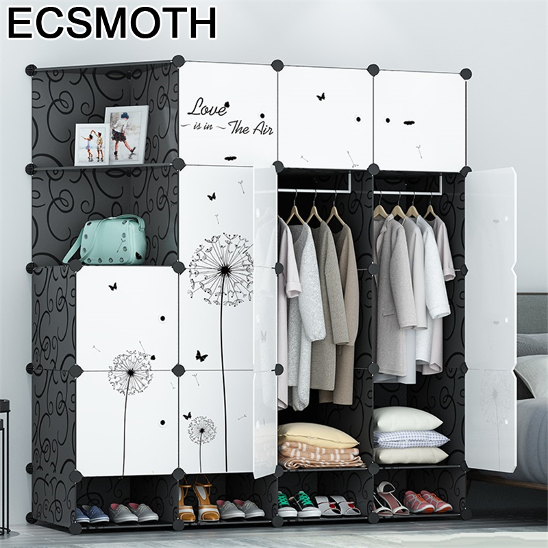 Mobilya Ropero Moveis Meble Mobili Armario Tela Gabinete Mueble De Dormitorio Bedroom Furniture font b Closet