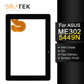 For ASUS MeMO Pad FHD 10 ME301 ME302 5449N Touch Screen for ME302C ME302KL K005 K00A Tablet 10.1 inch lcd Digitizer Glass Sensor image