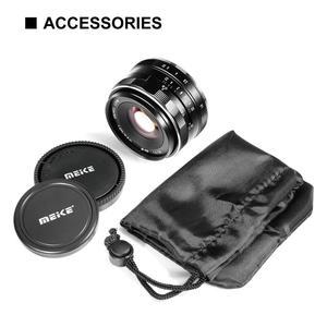 Image 5 - Meike 35mm f1.4 Large Aperture Manual Focus APS C lens for Sony NEX3/3N/5/5T/5R/5N/NEX6/7/a5000/a5100/a6000/a6300 + Gift