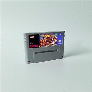 Image 1 - Street Game Fighter II Turbo   Action Game Card EUR Version English Language