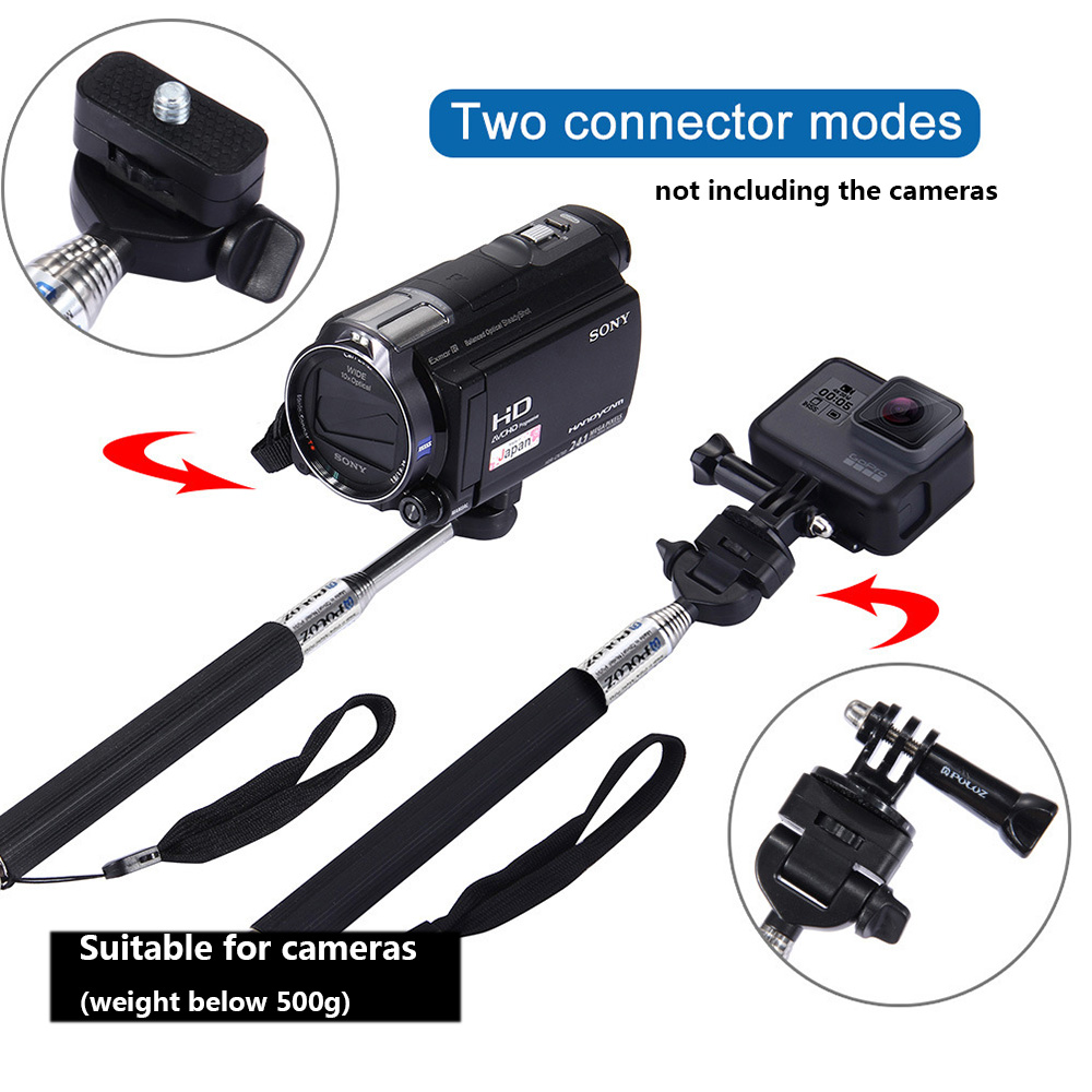 Selfie Stick with holder for Mobile Phone Cellphones & Telecommunications Mobile Phone Accessories Selfie Sticks