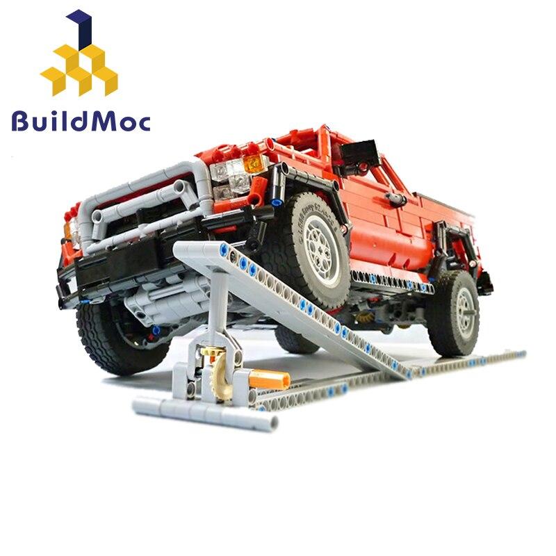 MOC-25520 lego Dacoma 4x4 Redux (5)