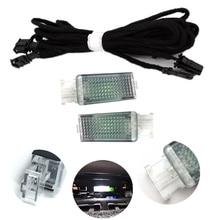 سيارة الخلفي Led القدم مصباح LED فوتويل الكابلات المضيئة تسخير الأسلاك لشركة فولكس فاجن جولف 7 MK7 السابع باسات B8 5GG947409 5G0947409 5GG 947 409